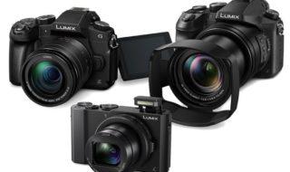 Panasonic presenta su nueva gama de cámaras Lumix: G80, LX15, FZ2000 y GH5
