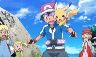 Nuevo tráiler de la película Pokémon: Volcanion y la maravilla mecánica