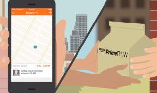 El servicio Prime Now de Amazon llega a Barcelona