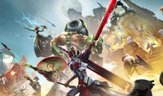 Battleborn pasa a ser free-to-play
