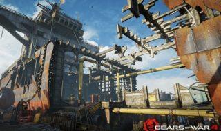 La semana que viene llegan los primeros mapas adicionales para Gears of War 4