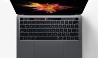 Apple presenta el nuevo Macbook Pro con la Touchbar por bandera