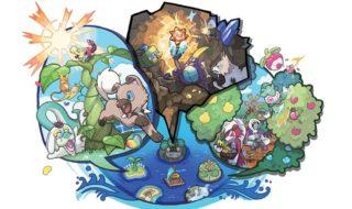 El 18 de octubre estará disponible la demo de Pokémon Sol y Pokémon Luna