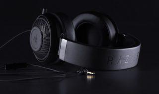 Presentados los nuevos auriculares Razer Kraken Pro v2