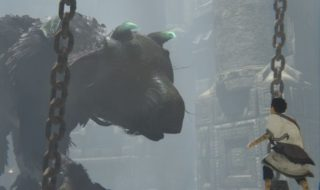 The Last Guardian ya está terminado