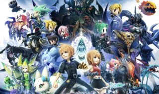 Estas son las notas de World of Final Fantasy en las reviews de la prensa