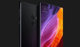 Mi Mix, el teléfono de Xiaomi cuyo frontal será casi todo pantalla