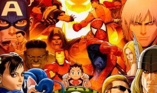 Marvel vs. Capcom 4 llegaría en 2017