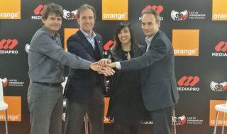 Orange se mete de lleno en los eSports patrocinando la División de Honor de la LVP
