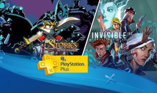 Invisible Inc. y Stories: The Path of Destinies, entre los juegos de Playstation Plus en diciembre