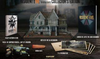 Esta es la edición de coleccionista de Resident Evil 7
