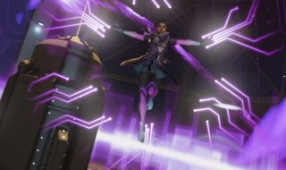 Sombra, nuevo héroe para Overwatch