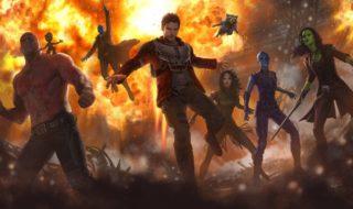 Segundo teaser trailer de Guardianes de la Galaxia Vol. 2