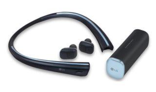 TONE Studio y TONE Free, los nuevos auriculares inalámbricos de LG