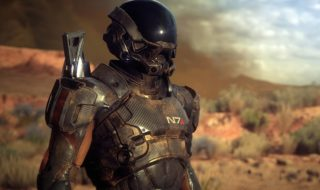 Primer gameplay trailer de Mass Effect: Andromeda