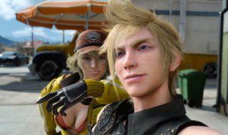 Final Fantasy XV ya tiene el modo nueva partida+