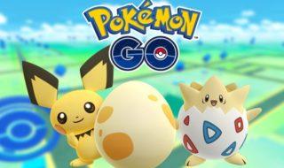 Togepi, Pichu y una edición especial de Pikachu, entre otros, llegan a Pokémon GO