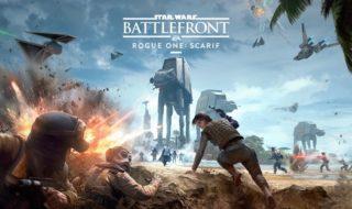 Mañana llega Scarif, el DLC inspirado en Rogue One para Star Wars Battlefront