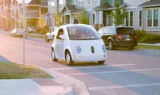 Waymo, la compañía de Google centrada en los coches autónomos