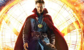 Doctor Extraño, la película más descargada de la semana