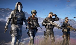 Nuevo trailer de acción real de Ghost Recon: Wildlands