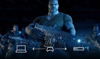 Los jugadores de Gears of War 4 en Xbox One y PC ya pueden jugar entre si