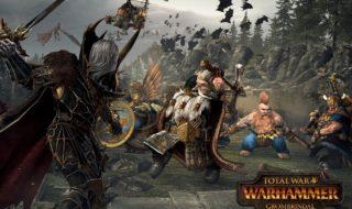 Grombrindal, el nuevo señor legendario que llega a Total War: WARHAMMER