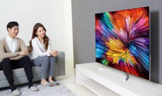 Las nuevas TVs Super UHD de LG (SJ9500, SJ8500 y SJ8000)
