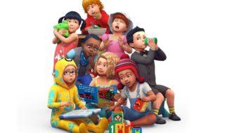 Ya disponible Infantes, la nueva actualización gratuita de Los Sims 4