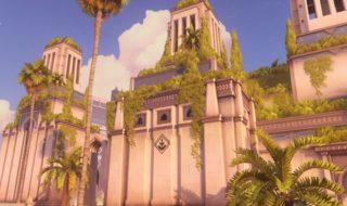 Un adelanto de Oasis, el nuevo mapa de Overwatch