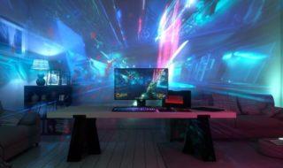Project Ariana, la videoproyección de juegos de Razer