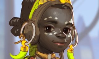 Efi Oladele, nueva heroína para Overwatch en camino