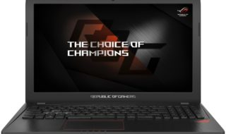 ROG Strix GL553VD, el nuevo portátil gamer de Asus