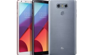 Presentado el LG G6