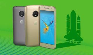 Los nuevos Moto G5 y G5 Plus ya están aquí