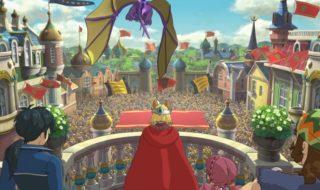 Ni No Kuni II: Revenant Kingdom se deja ver en un nuevo trailer