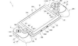 Sale a la luz una patente de Sony de una portátil al estilo Switch