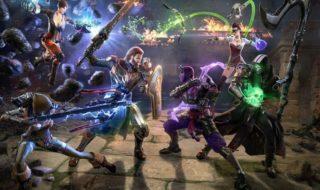 Skyforge llegará a PS4 en marzo