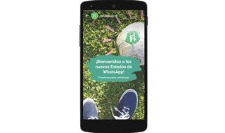 Los estados de WhatsApp evolucionan, ahora con fotos y vídeos