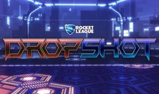Drop Shot, el nuevo modo de juego de Rocket League