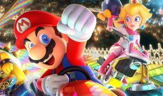 Mario Kart 8 Deluxe vuelve a ser el juego más vendido durante el mes de mayo en España