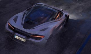 El McLaren 720S estará en Project Cars 2