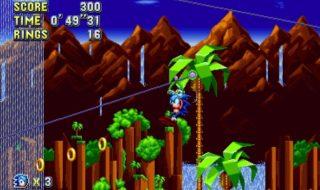 Conocemos un nuevo acto y un nuevo jefe de Sonic Mania