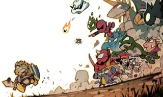Wonder Boy: The Dragon's Trap ya tiene fecha de lanzamiento