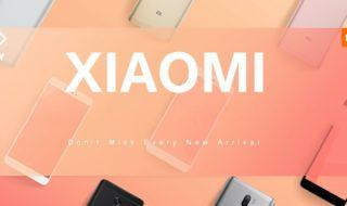 Grandes ofertas en móviles Xiaomi