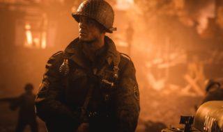 Primer trailer e información oficial de Call of Duty: WWII