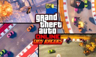 La semana que viene se lanzará GTA Online: Tiny Racers