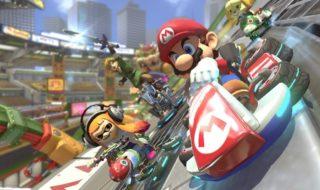 Mario Kart 8 Deluxe ha sido el juego más vendido durante el mes de abril en España