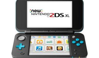 Anunciada la New Nintendo 2DS XL