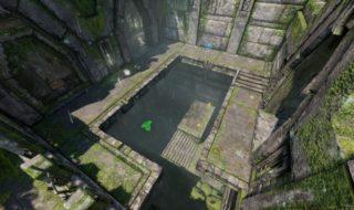 Las ruinas de Sarnath es otra de las arenas de Quake Champions